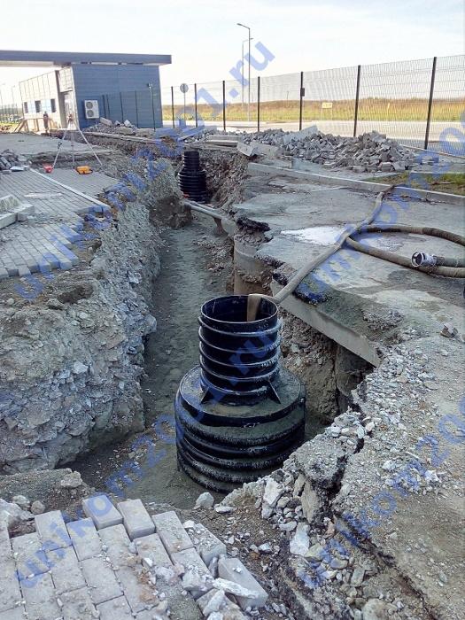 колодцы в Усинске. Фото 4