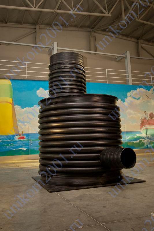 колодцы в Усинске. Фото 1