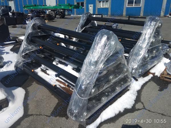 Оси для прицепов в Усинске. Фото 4