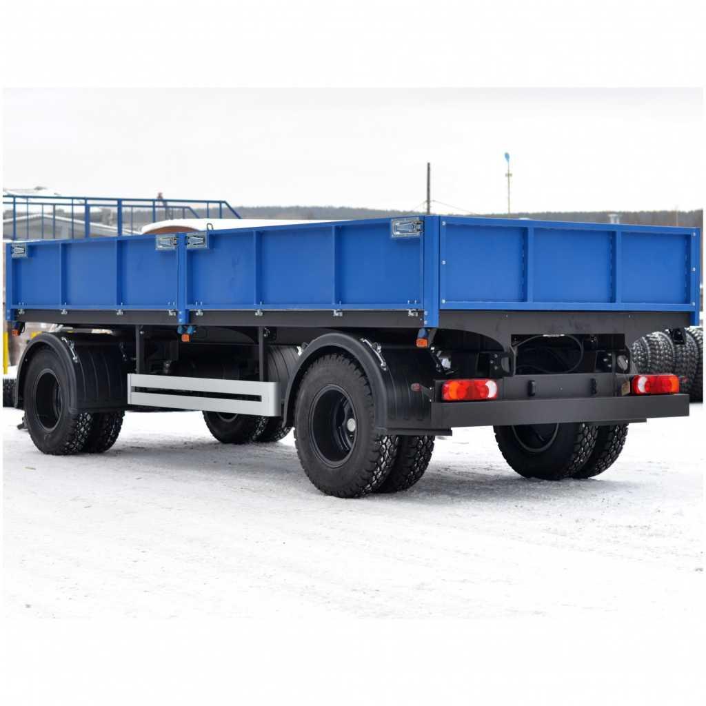 прицепы для грузовых авто в Усинске. Фото 1