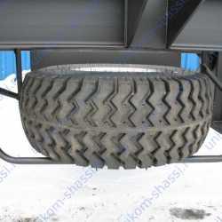 устройство крепления запасного колеса