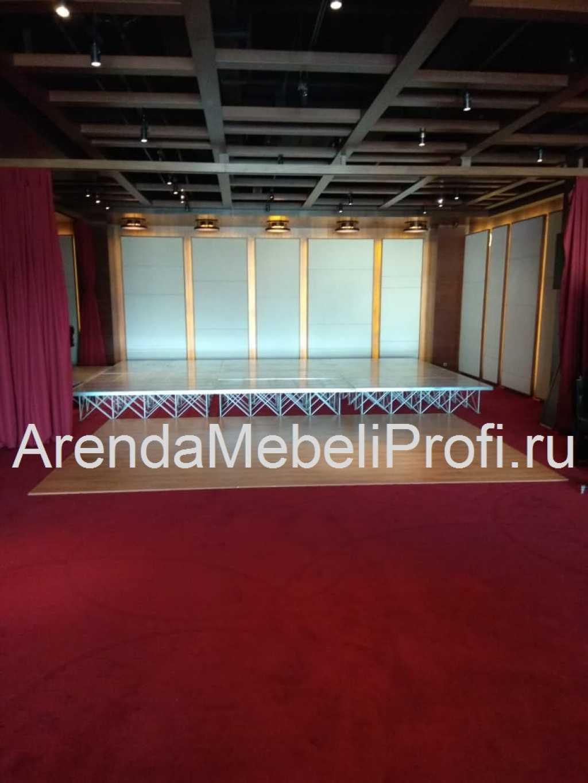 Танцевальный пол в аренду для мероприятия, аренда мобильного танцпола в Москве. Фото 2