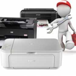 Диагностика струйных принтеров.