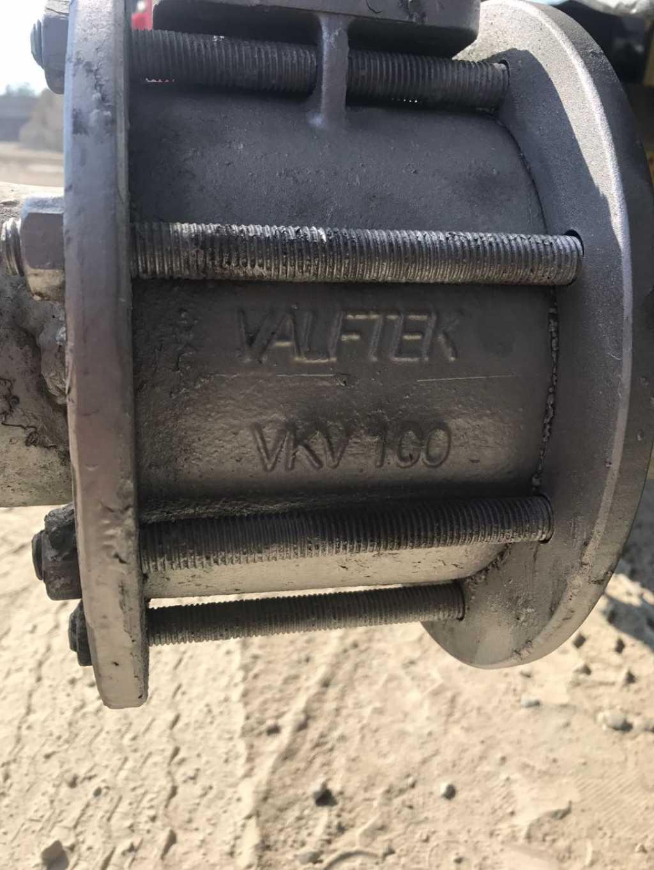 Valftek тм кран шаровой для цементовоза 100мм в Москве. Фото 4