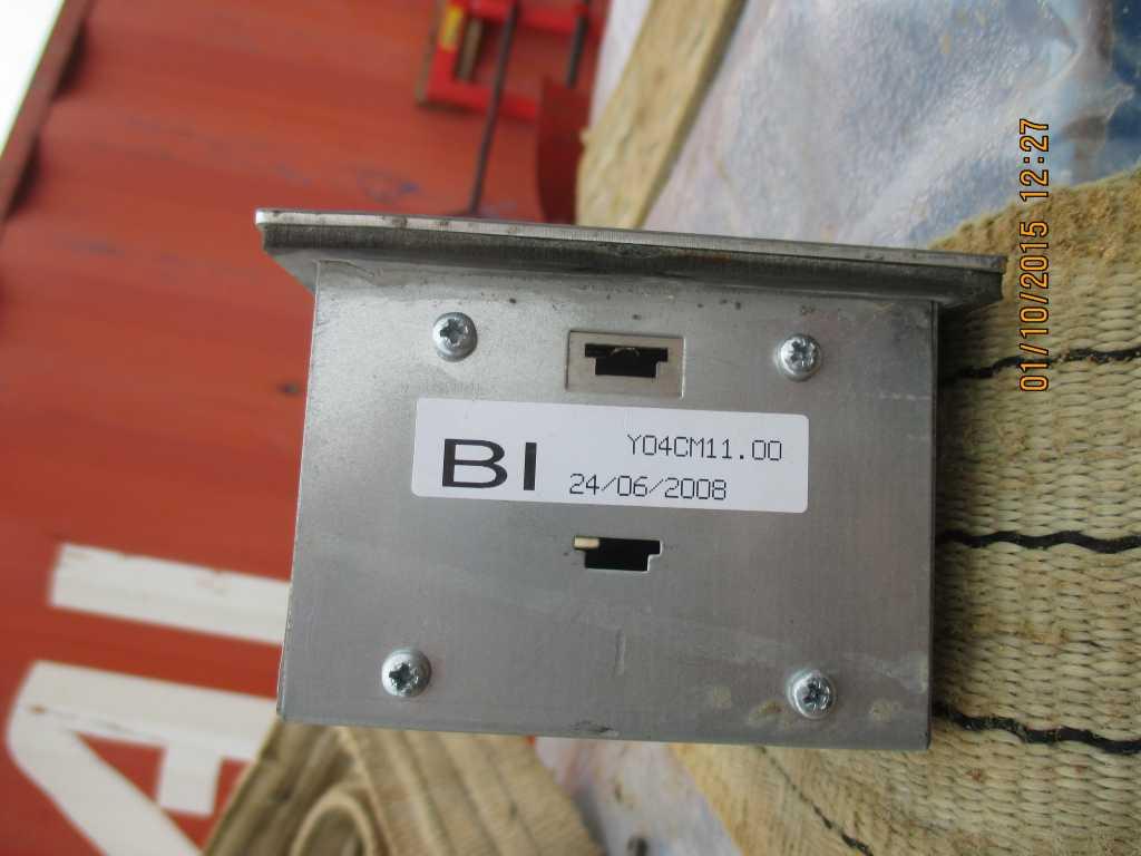 Конроллер AirmasterS1- программируемый микропроцессорный блок управления винтовыми компрессорами в Москве. Фото 8