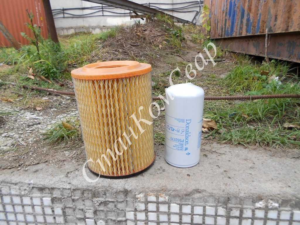 Фильтр-сепаратор АА001 маслоотделитель для зиф пв6 в Москве. Фото 4