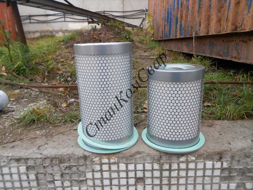Фильтр-сепаратор АА001 маслоотделитель для зиф пв6 в Москве. Фото 2