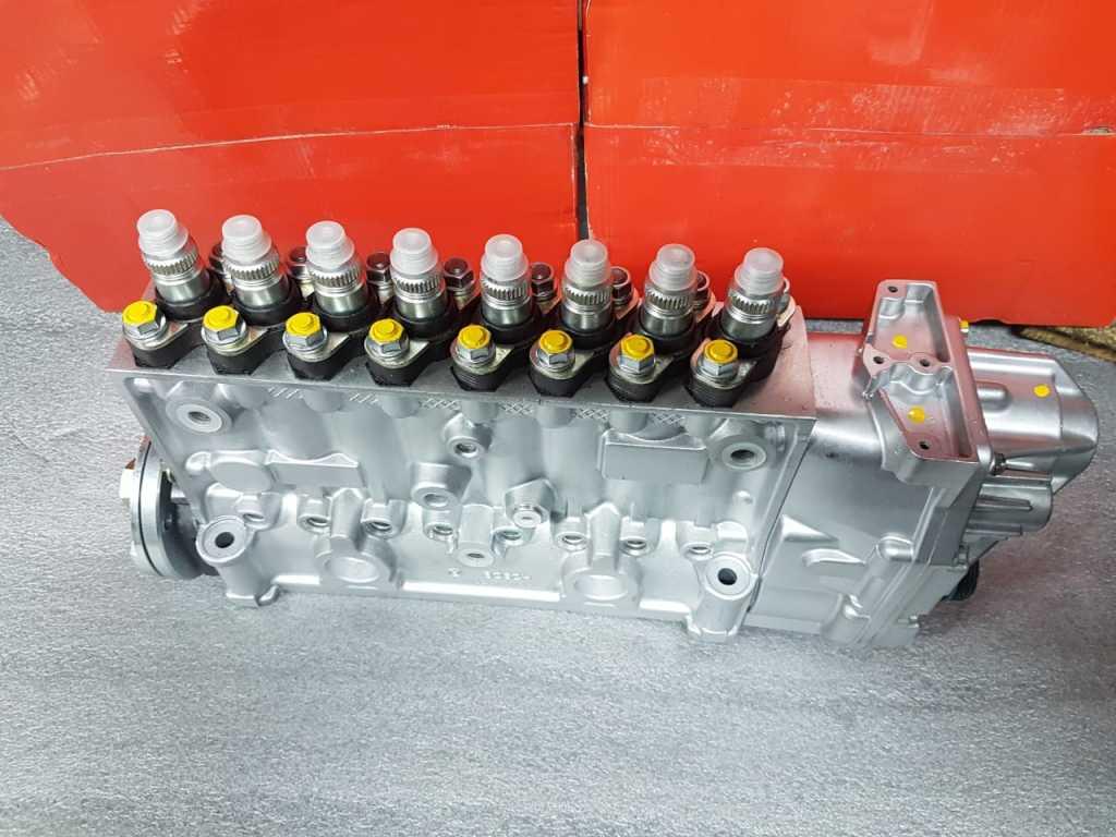 Тнвд Bosch 0402698818 Евро-3 на КАМАЗ электр. в Челябинске. Фото 1