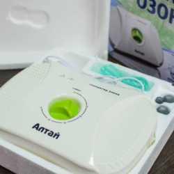 Озонатор АЛТАЙ очищает воду и воздух.