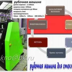 Оборудование Производство фибры для бетона