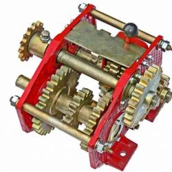 108.00.2020Б-07-2Т(108.00.2020-02) Механизм передач привода вала высевающих туковых аппаратов (СЗ-3,6, СЗ-5,4)