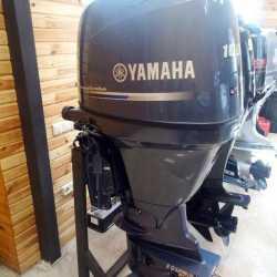 Лодочный мотор Yamaha F100