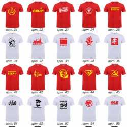 Футболка с символикой СССР
