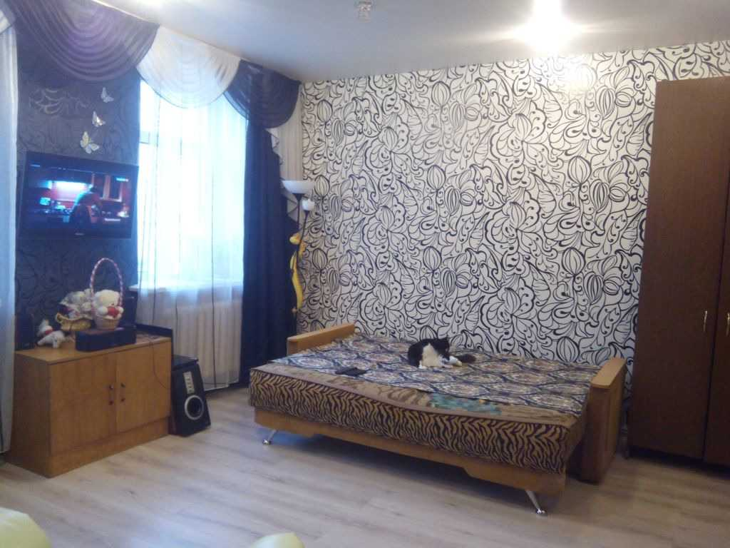 Сдается однокомнатная квартира по адресу ул Авроры, 193 в Самаре. Фото 1