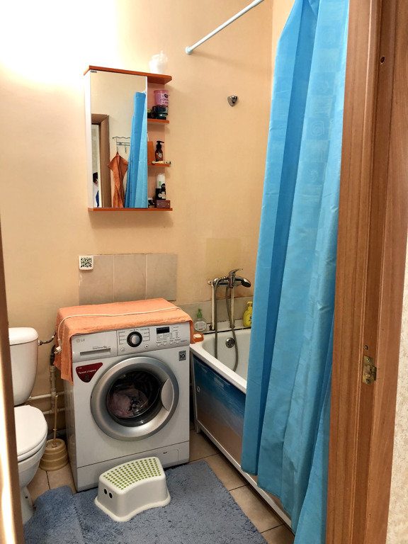 Сдается однокомнатная квартира по адресу ул Свердлова, 22 в Тюмени. Фото 4