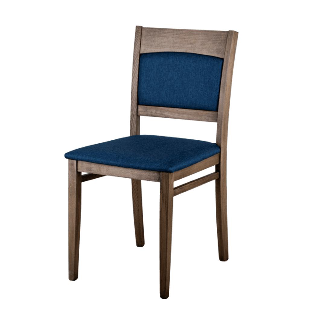 Деревянные стулья из бука в современном стиле в Москве. Фото 1