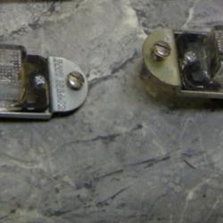 Подсветка номерного знака ЗАЗ-966 968 Новый Оригинал Сделано в СССР состояние отличное