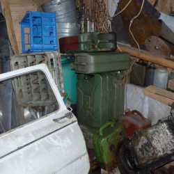 Дверь левая в сборе ЗАЗ- 966 968 968М в хорошем состоянии