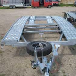 Прицеп для перевозки авто или вездехода 250 см ширина