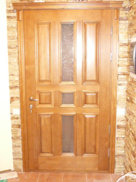 Двери из массива в Омске. Фото 3