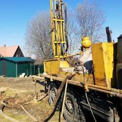 Бурение скважин на воду c обустройством в Ступинском районе