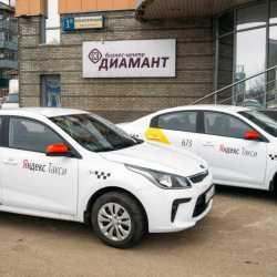 Водитель легкового автомобиля в такси