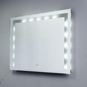 Интерьерные зеркала LED подсветкой от производителя NSBath в Москве. Фото 1