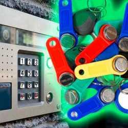 Универсальные домофонные ключи вездеходы от домофонов РФ