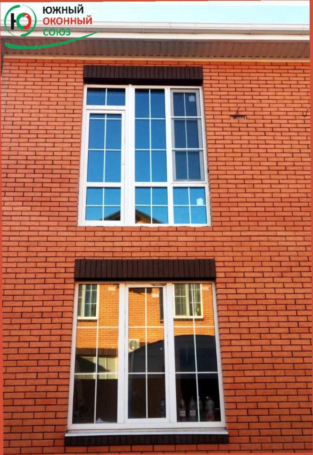 Изготовление, установка алюминиевых и ПВХ дверей, окон. в Краснодару. Фото 3