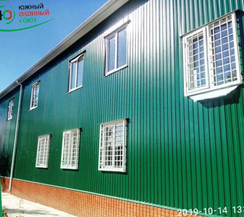 Изготовление, установка алюминиевых и ПВХ дверей, окон. в Краснодару. Фото 4