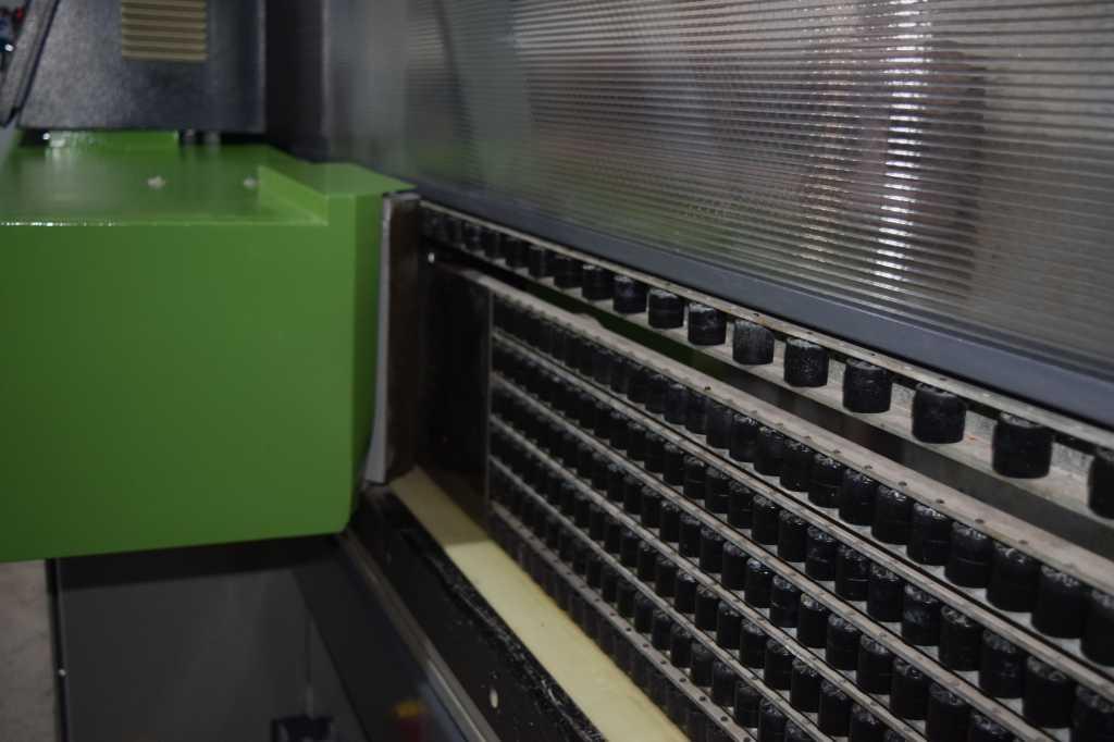 Станок для обработки кромок стекла Bottero, мод. VICTRALUX 108F в Белгороде. Фото 3