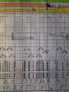 Суточный план-график в Санкт-Петербурге. Фото 3