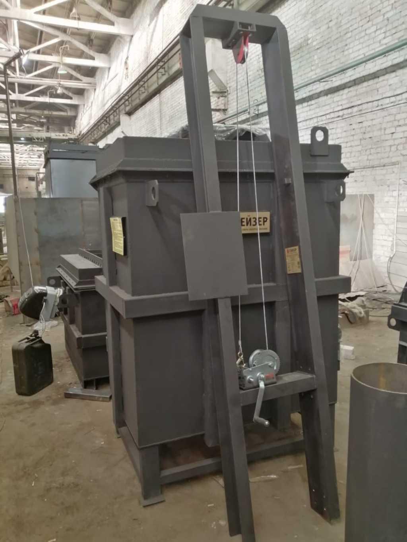 Инсинераторная установка Гейзер в Костроме. Фото 5