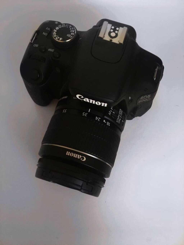 Зеркальный фотоаппарат Canon 600D в Твери. Фото 3