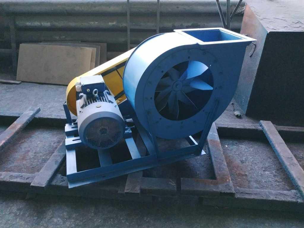 Системы вентиляции и аспирации в Уфе. Фото 3