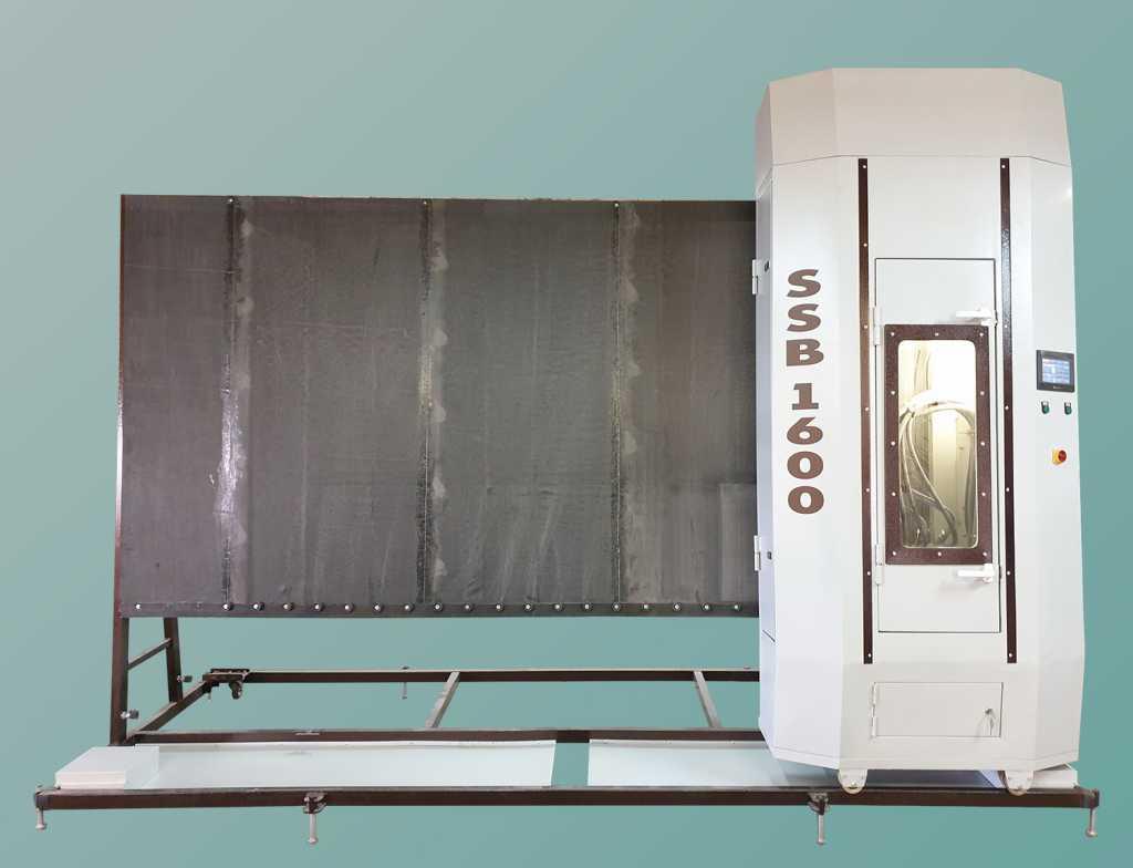 Пескоструйная установка SSB 1600 (Премиум-Универсал) в Йошкару-Оле. Фото 1