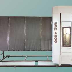 Пескоструйная установка SSB 1600 (Премиум-Универсал)