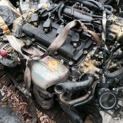 Двигатель QR20 DE хтраил Т30