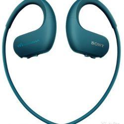 Плеер Sony NW-WS413L, синий