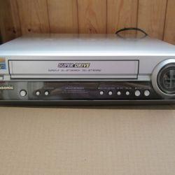 Видеопроигрыватель с записью модель NV-SJ30EU