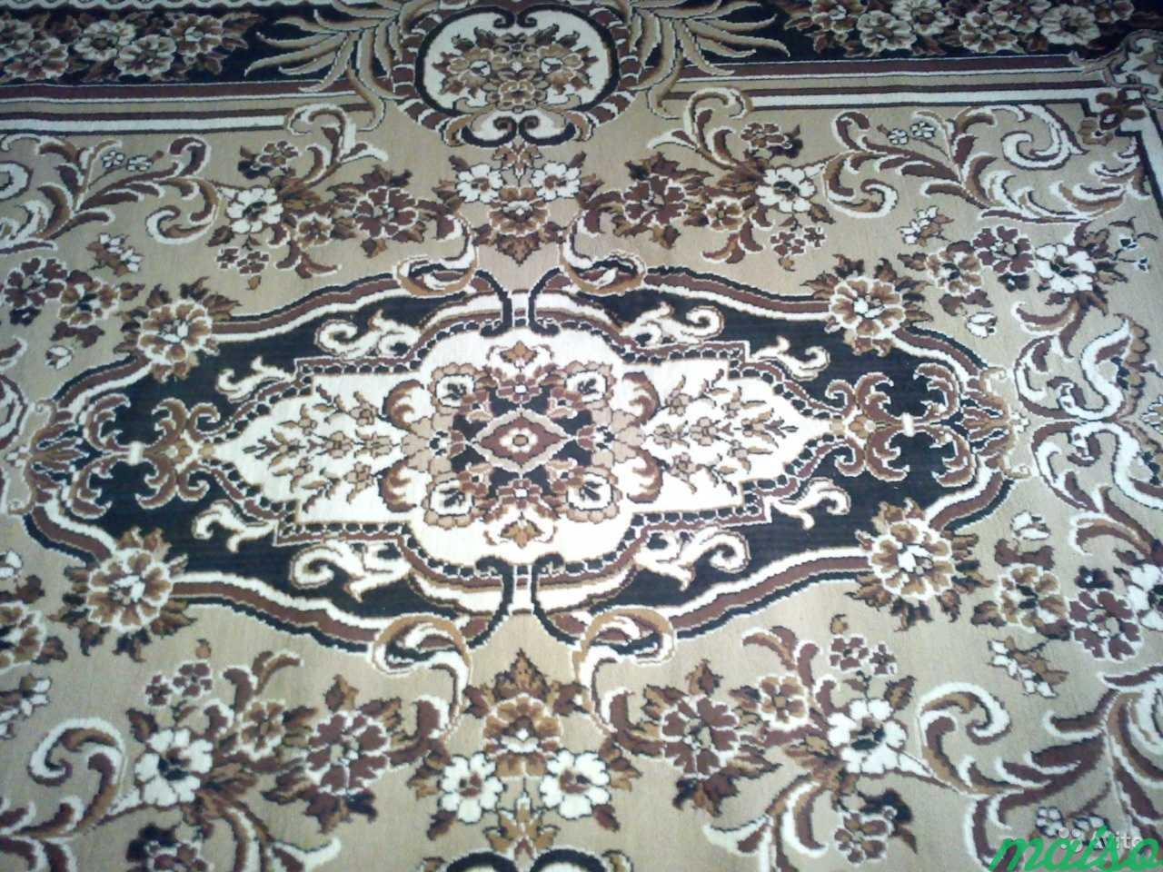 Ковер Бельгия 1,90 х 2,70 в идеальном состоянии в Москве. Фото 4
