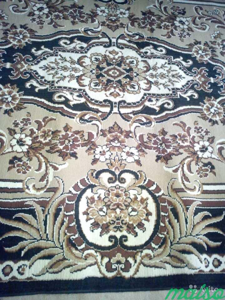 Ковер Бельгия 1,90 х 2,70 в идеальном состоянии в Москве. Фото 3