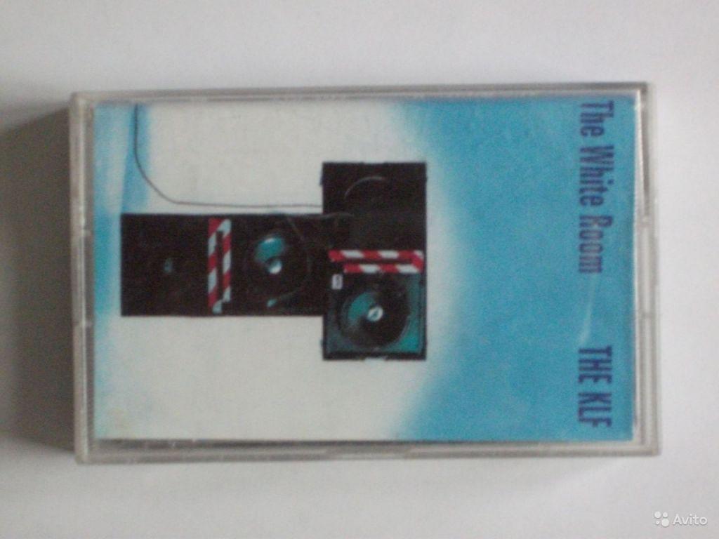 Аудиокассета студийная запись THE KLF в Москве. Фото 1
