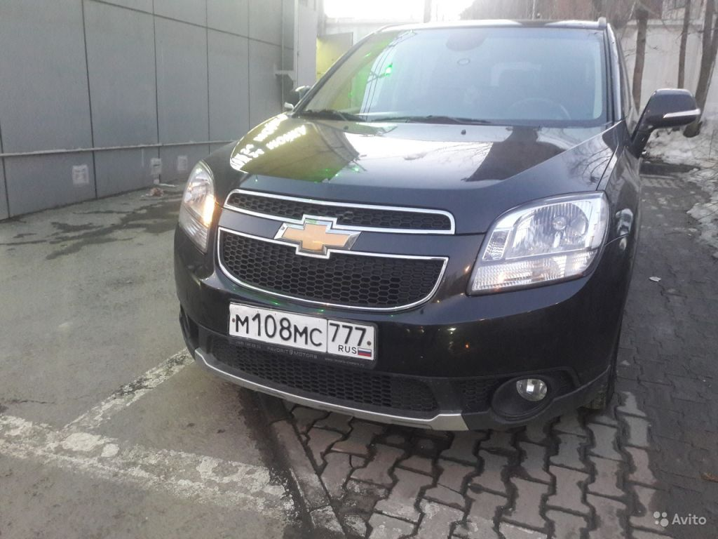Chevrolet Orlando, 2014 в Москве. Фото 1