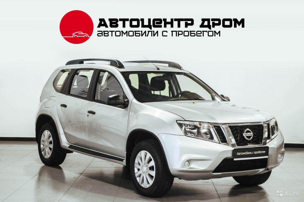 Nissan Terrano, 2014 в Санкт-Петербурге. Фото 1
