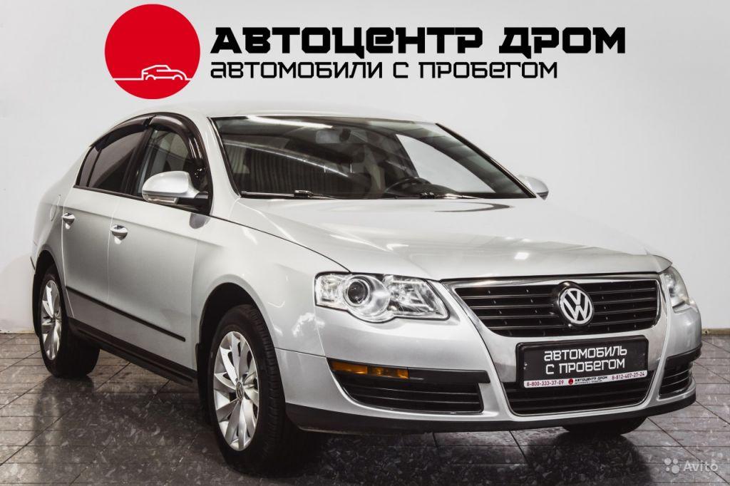 Volkswagen Passat, 2009 в Санкт-Петербурге. Фото 1