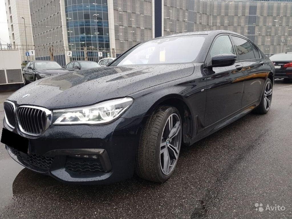 BMW 7 серия, 2016 в Санкт-Петербурге. Фото 1