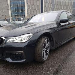 BMW 7 серия, 2016