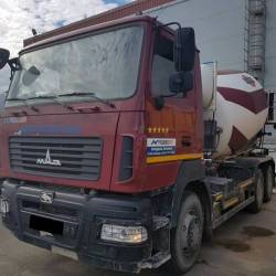 Автобетоносмеситель 69361А на шасси маз-6312В5-455