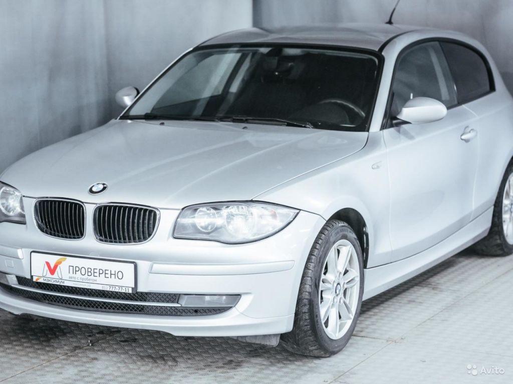 BMW 1 серия, 2008 в Санкт-Петербурге. Фото 1